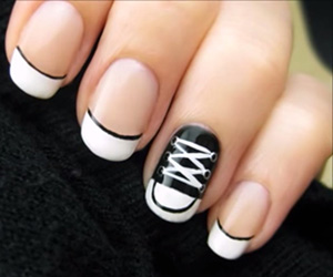2a7806c6ef8d69 Converse Nail Art Collection