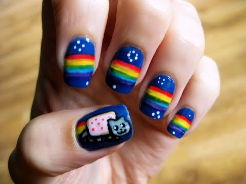 Colorful Rainbow at your Finger Tips