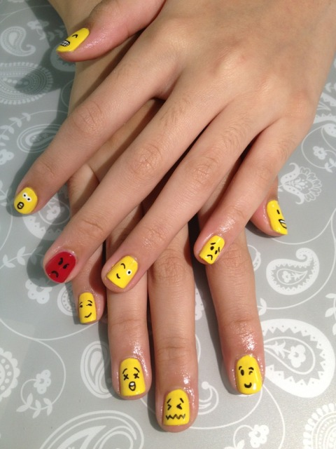 Give your Nails some Expression