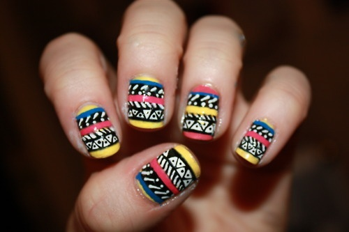 Go Trendy with Tribal Design