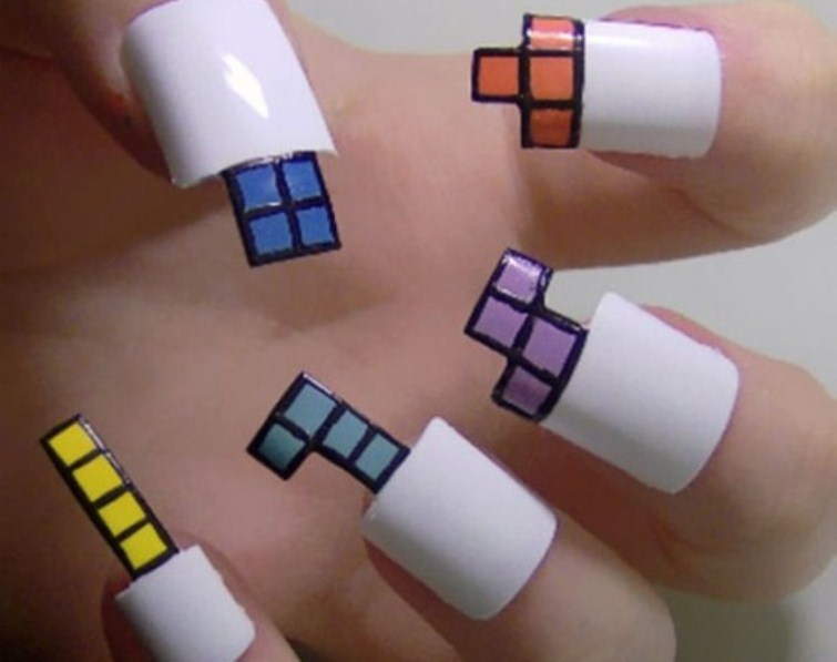 Pop Art Inspired Cubes